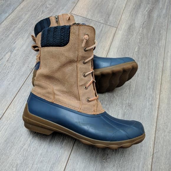 Sperry Topsider Syren Misty Duck Boot